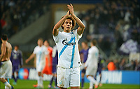 Fotball<br /> 06.11.2012<br /> Foto: PhotoNews/Digitalsport<br /> NORWAY ONLY<br /> <br /> BRUSSELS, BELGIUM - NOVEMBER 06: Axel Witsel of FC Zenit St-Petersburg during the UEFA Champions League Group C match between RSC Anderlecht and FC Zenit St Petersburg at the Constant Vanden Stock Stadium on 06 november 2012 in Brussels, Belgium