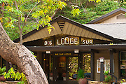 Big Sur Lodge, Pfeiffer Big Sur State Park, Big Sur, California