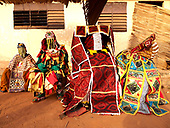 EXCLUSIVE - The Living Ghosts of Benin