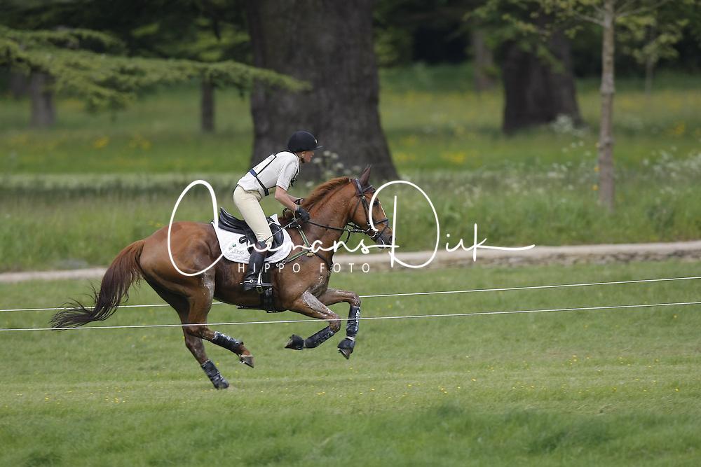 "Donckers Karin (BEL) - SS Jet<br /> ""The Mitsubishi Motors Badminton Horse Trials""<br /> CCI**** Badminton 2009<br /> © Dirk Caremans"