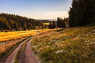 Haidushki Polyani place in Rhodope Mountains