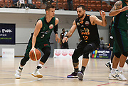 Supercity Rangers Clay Wilson in action in the Sal's Pizza NBL Round 8 match, Hawkes Bay Hawks vs Auckland Rangers, Pettigrew Green Arena, Napier, Saturday, June 16, 2018. Copyright photo: Kerry Marshall / www.photosport.nz