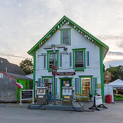 Wallace's General Store has been a Friendship, Maine institution for more than 100 years.