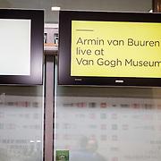 NLD/Amsterdam/20161021 - Armin van Buuren Live at the Van Gogh Museum,