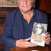 NLD/Amsterdam/20171016 - Sirenen boekpresentatie Jan Cremer, Jan Cremer