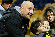 Ian Holloway during the EFL Sky Bet League 2 match between Mansfield Town and Grimsby Town FC at the One Call Stadium, Mansfield, England on 4 January 2020.