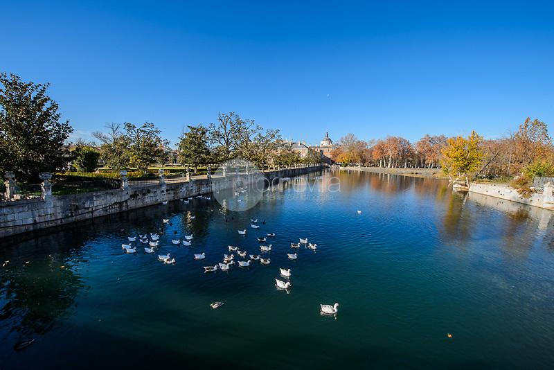 Palacio Real de Aranjuez. Madrid. España. Europa<br />  ©Country Sessions / PILAR REVILLA