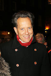 Richard E Grant, Strangers On A Train - press night, Gielgud Theatre, London UK, 19 November 2013, Photo by Richard Goldschmidt © Licensed to London News Pictures. {date} Photo credit : Richard Goldschmidt/Piqtured/LNP