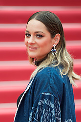 Marion Cotillard arriving on the red carpet of 'Matthias Et Maxime (Matthias and Maxime)' screening held at the Palais Des Festivals in Cannes, France on May 22, 2019 as part of the 72th Cannes Film Festival. Photo by Nicolas Genin/ABACAPRESS.COM