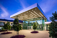 Vatche & Tamar Manoukian Performing Arts Center, by John Sergio Fisher & Associates.