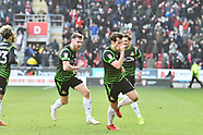 Rotherham United v Doncaster Rovers 240218
