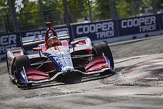 Verizon IndyCar Series Honda Indy Toronto - 14 July 2018