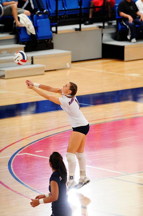 2009 FAU Women's Volleyball vs Florida Gulf Coast