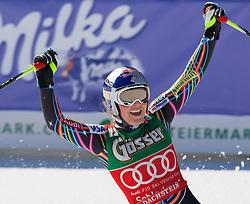 14-03-2012 SKIEN: FIS WORLD CUP 2012: SCHLADMING<br /> Lindsey Vonn (USA)<br /> **NETHERLANDS ONLY** <br /> ©2012-FotoHoogendoorn.nl/EXPA/Johann Groder