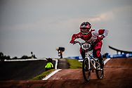 #168 (NAKAI Asuma) JPN [Wiawis, Faith] at Round 7 of the 2019 UCI BMX Supercross World Cup in Rock Hill, USA