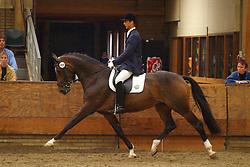 Sisther De Jeu-Van Der Zijden Goffe-Nil<br /> KWPN Paardendagen Ermelo 2004<br /> Photo © Hippo Foto