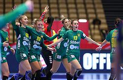 EHF Euro 2020 Main Round group I match between Montenegro and Sweden in Jyske Bank Boxen, Herning, Denmark on December 13, 2020. Photo Credit: Allan Jensen/EVENTMEDIA.