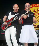 Right Said Fred at Camp Bestival