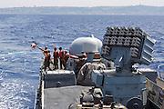 Israeli Navy missile boat class Saar 4.5