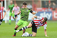 Exeter City v Forest Green Rovers 121019