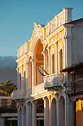 Colonial building in Granada, Nicaragua