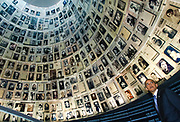 Document Date:<br /> July 23, 2008<br /> US Democratic presidential candidate Senator Barack Obama (D-IL) visits the Hall of Names during a tour of Yad Vashem Holocaust Museum in Jerusalem, July 23, 2008. REUTERS/Jim Young
