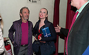 HARRY SHEARER; JUDITH OWEN, Press night for Ruby Wax- Losing it. Duchess theatre. London. 1 September 2011. <br /> <br />  , -DO NOT ARCHIVE-© Copyright Photograph by Dafydd Jones. 248 Clapham Rd. London SW9 0PZ. Tel 0207 820 0771. www.dafjones.com.