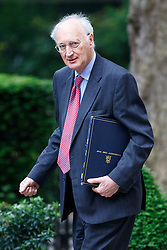 © Licensed to London News Pictures. 03/06/2014. LONDON, UK. Chief Whip, Sir George Young attending to a cabinet meeting in Downing Street on Tuesday, 3 June 2014. Photo credit: Tolga Akmen/LNP