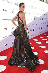 Guests arrive at the 3rd Annual Fashion LA Awards in Hollywood, California. 02 Apr 2017 Pictured: Lily Aldridge. Photo credit: MEGA TheMegaAgency.com +1 888 505 6342