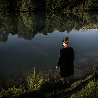A project for the Instagram take over of the international association Women Photograph. Self portraits and pictures of the Adda river nearby Milan, Italy, after the lockdown in 2020.