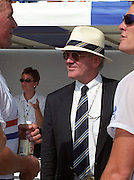 St Catharines, Ontario, CANADA 1999 World Rowing Championships. Henley Royal Regatta, [HRR] Chairman and FISA competitions commissioner  Mike SWEENEY,[Mandatory Credit Peter Spurrier Intersport Images] 1999 FISA. World Rowing Championships, St Catherines, CANADA
