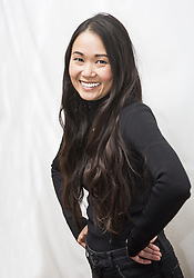 December 11, 2017 - FILE - Golden Globes 2018 Nominees - Nominated for Best Supporting Actress - Hong Chau, Downsizing - September 11, 2017 - Toronto, California, Canada - Hong Chau stars in the movie Downsizing (Credit Image: © Armando Gallo via ZUMA Studio)
