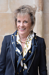 Esther Rantzen  beim Gedenkgottesdienst f¸r Terry Wogan im Westminster Abbey in London / 270916<br /> <br /> ***Memorial service for Terry Wogan at Westminster in London, September 27th, 2016***