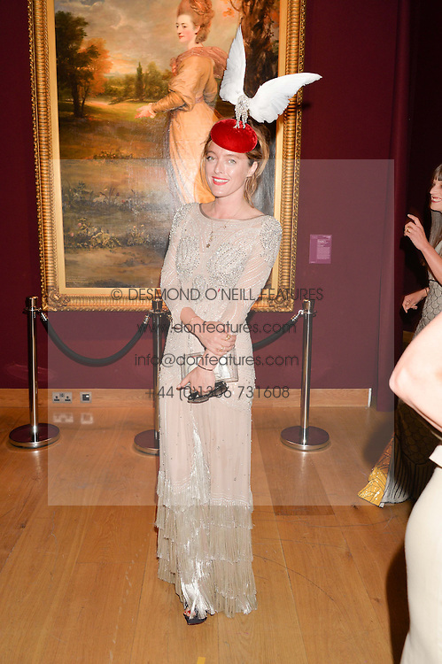 ALICE TEMPERLEY at the Tatler & Christie's Art Ball held at Christie's, 7-15 Ryder Street, London on 12th June 2014.