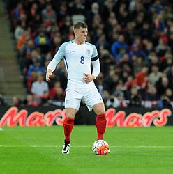 Ross Barkley of England  - Mandatory by-line: Dougie Allward/JMP - 29/03/2016 - FOOTBALL - Wembley Stadium - London, United Kingdom - England v Netherlands - International Friendly