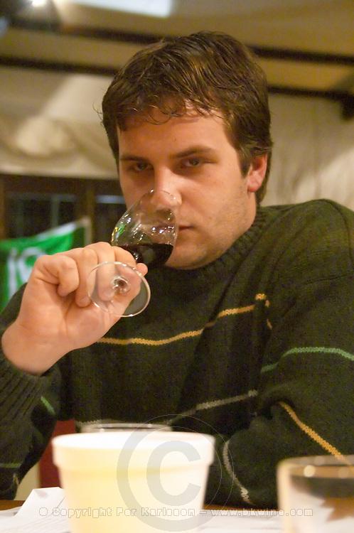 Alejandro Marichal of Bodega Marichal winery, Canelones, Montevideo, Uruguay, South America