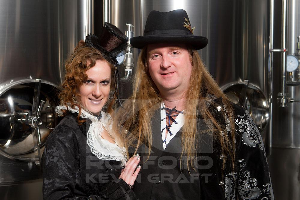 Steam Punk Party - 11012013 - Cool Beer Werks