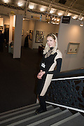 MONIKA Bialkowska, London Art Fair, Business Design Centre, Upper St. Islington. 19 January 2015