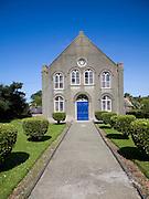 Zion Seion Baptist chapel St Davids Pembrokeshie Wales