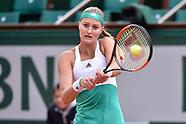 French Open Tennis Day Ten 060617