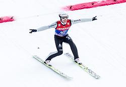 01.01.2014, Olympiaschanze, Garmisch Partenkirchen, GER, FIS Ski Sprung Weltcup, 62. Vierschanzentournee, Bewerb, im Bild Simon Ammann (SUI) // Simon Ammann (SUI) during Competition of 62nd Four Hills Tournament of FIS Ski Jumping World Cup at the Olympiaschanze, Garmisch Partenkirchen, Germany on 2014/01/01. EXPA Pictures © 2014, PhotoCredit: EXPA/ JFK