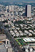 Israel, Tel Aviv, Aerial urban View