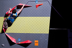2014 IFSC Para-Climbing Bouldering World Cup - Laval, France