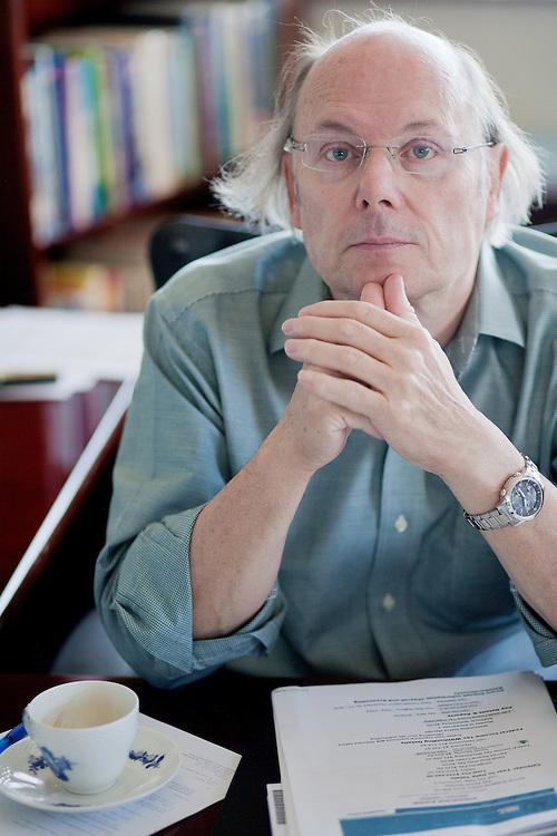 Bjarne Stroustrup, designer and original author of the C++ programming language.