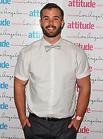 Simon Dunn, Attitude Magazine's Hot 100 Summer Party, The Rumpus Room at the Mondrian Hotel, London UK, 20 July 2015, Photo by Brett D. Cove