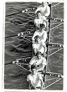 Chiswick,  Greater London England, 1994 Head of the River Race,  [© Peter Spurrier/Intersport Images], Chiswick Bridge, LEANDER I, 26 March 1994,Matthew Pinsent Richard Manners Steve Redgrave, Cal McLennan