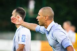Dejan Grabić, head coach of Bravo during football match between NŠ Mura and Bravo in 2nd Round of Prva liga Telekom Slovenije 2019/20, on July 21, 2019 in Fazanerija, Murska Sobota, Slovenia. Photo by Blaž Weindorfer / Sportida