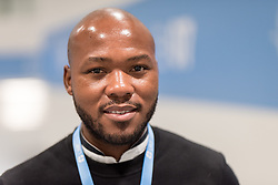 2 December 2019, Madrid, Spain:  Lutheran World Federation delegate and council member Khulekani Sizwe Magwaza from the Evangelical Lutheran Church in South Africa during day one of COP25 in Madrid.