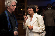 PETER STOTHARD; VALERIE GROVE, The Brown's Hotel Summer Party hosted by Sir Rocco Forte and Olga Polizzi, Brown's Hotel. Albermarle St. London. 14 May 2015