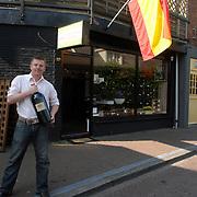 NLD/Huizen/20070503 - Wijnhandel Rutger Siersma Havenstraat Huizen
